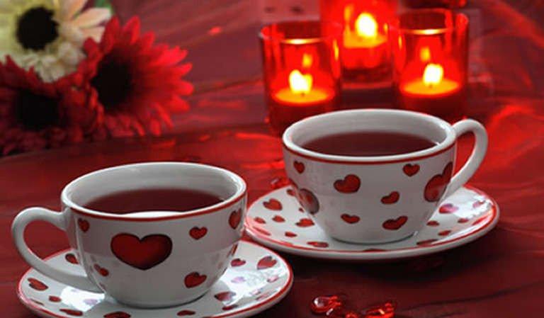 Открытки чай для двоих