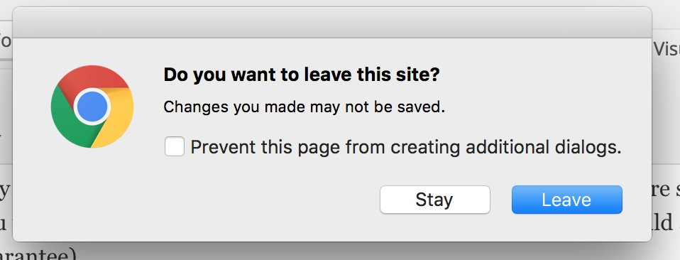 Whoa, @googlechrome. I'm not quite ready for another decision just yet #EUref https://t.co/ENsZghjd0t
