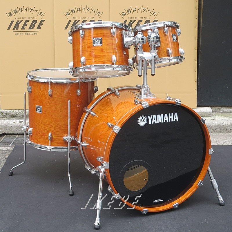 on twitter yamaha oak custom 4pc drum set amo made in japan. Black Bedroom Furniture Sets. Home Design Ideas