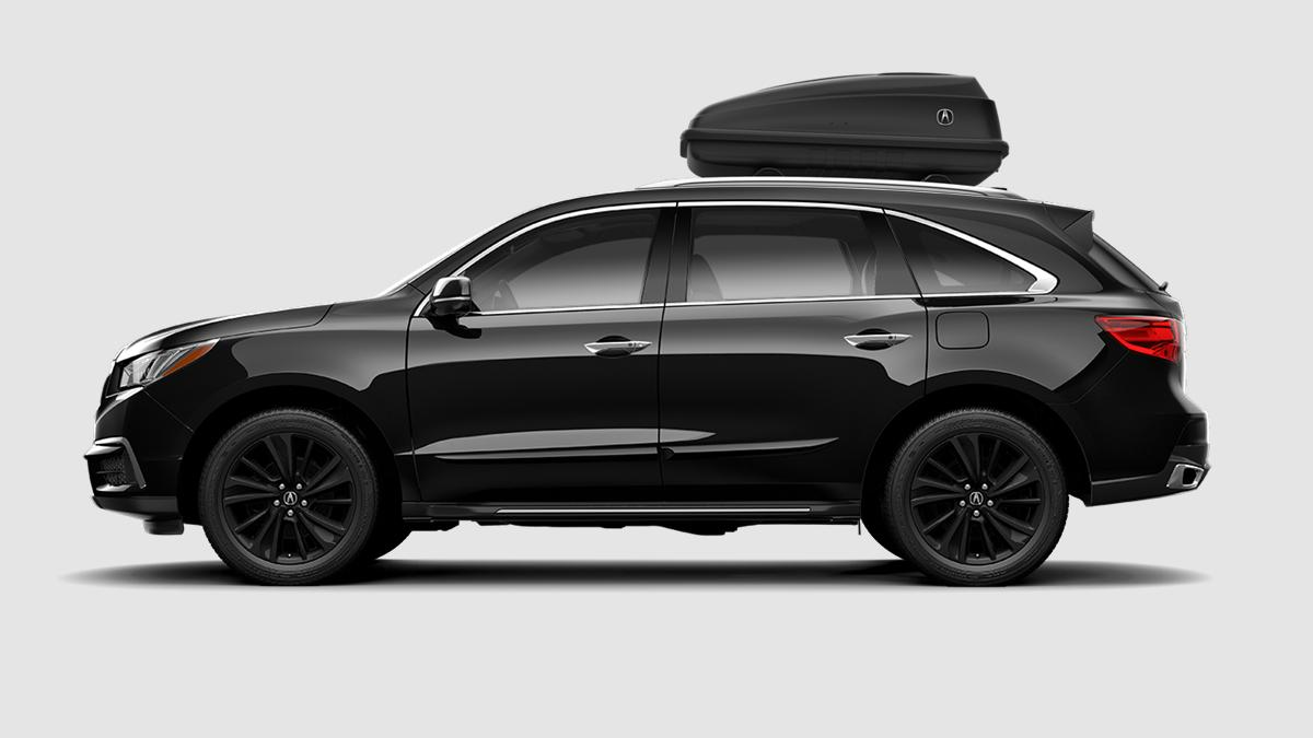 "Acura Connected on Twitter: ""I'll take my 2017 @Acura MDX in Crystal Black Pearl with Advance ..."