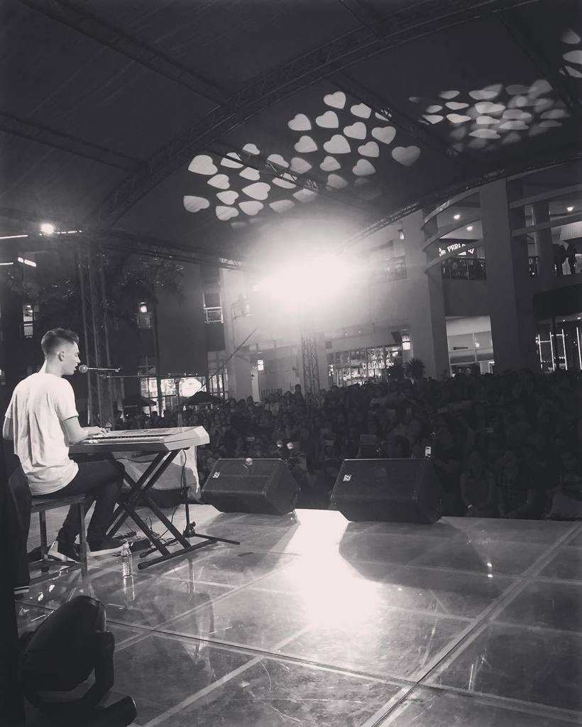 Manila!!! You were awesome tonight. I'll see you tomorrow at the Venice Grand Canal at McKinley Hill