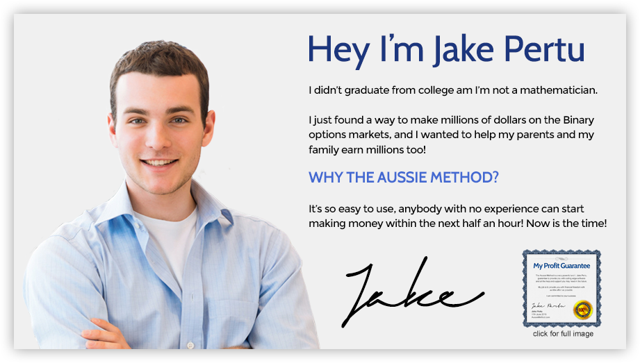 The aussie method binary options e w betting explained variation