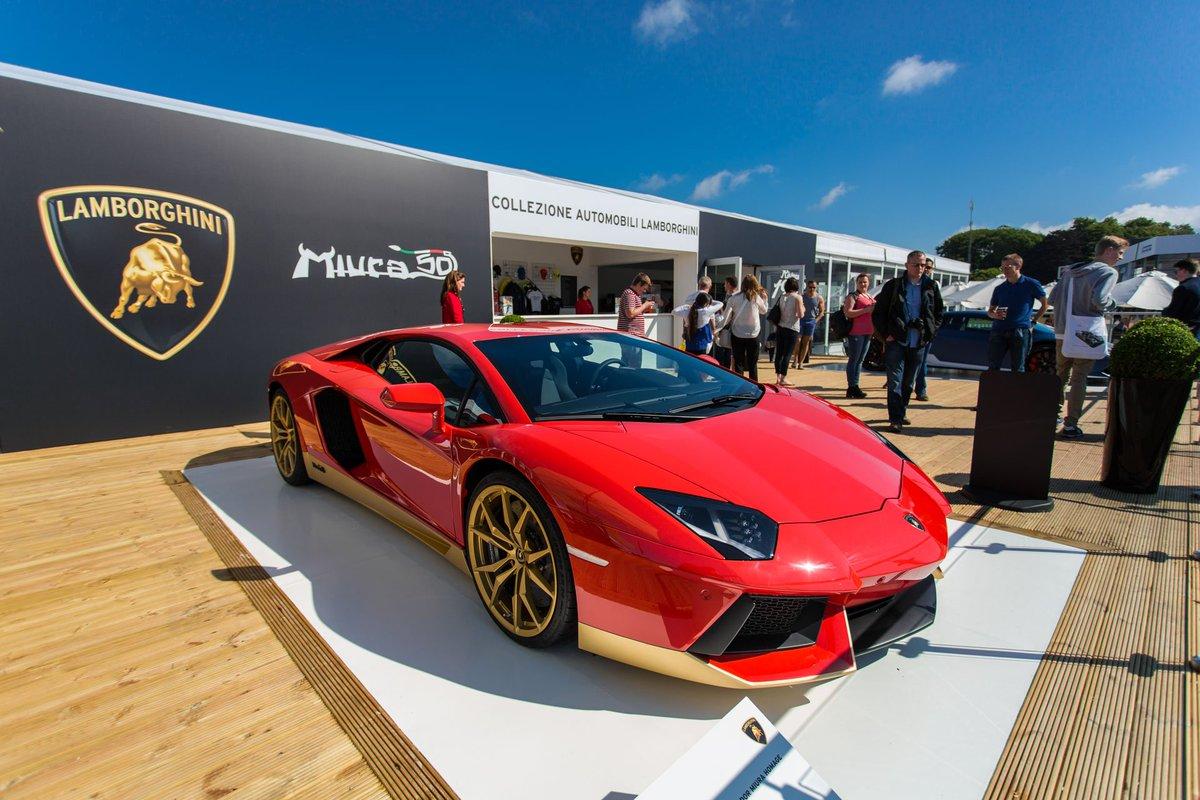 Lamborghini On Twitter The New Lamborghini Aventador Miura Homage