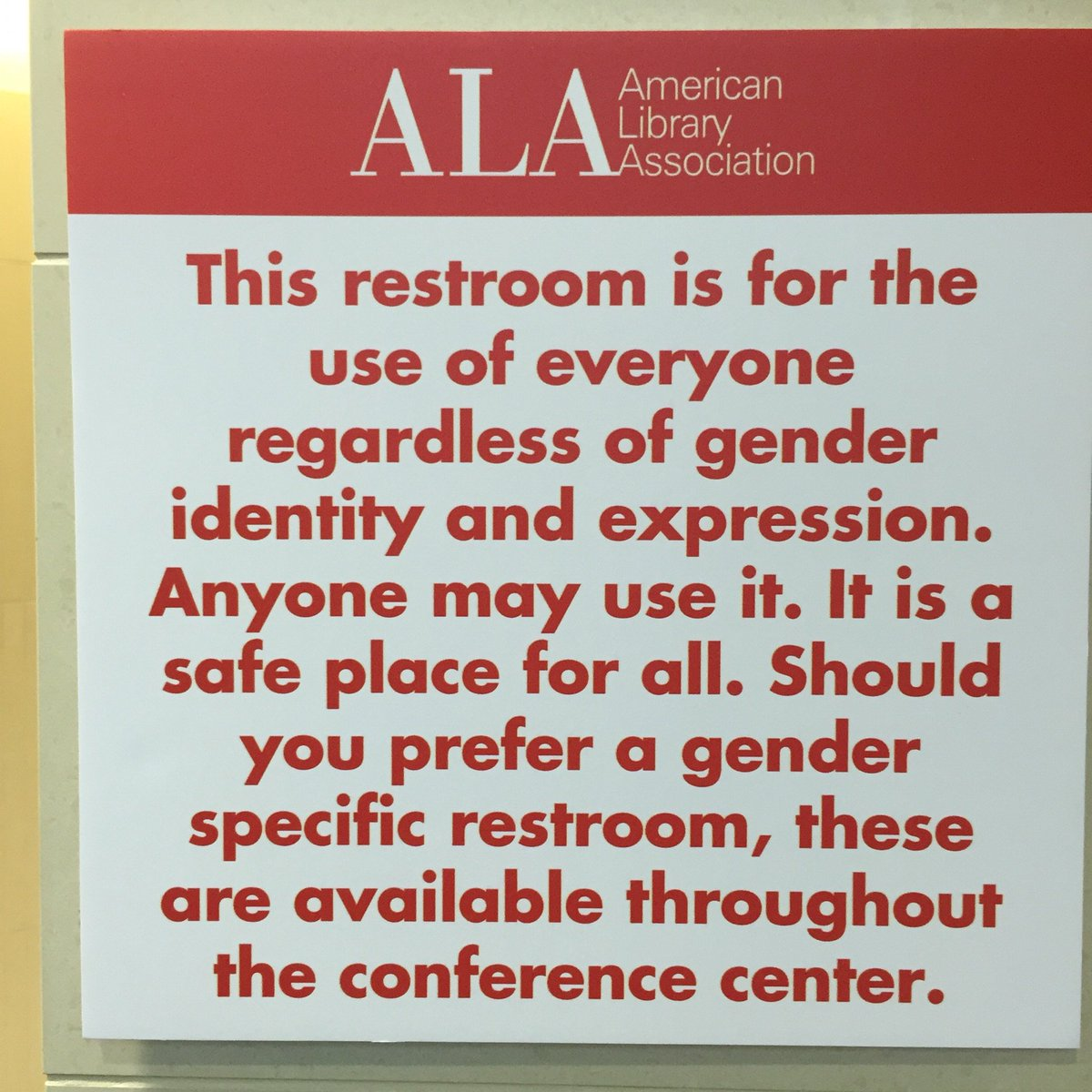 #alaac16 Thank you, ALA. I love this: https://t.co/q7aeBp8vqx
