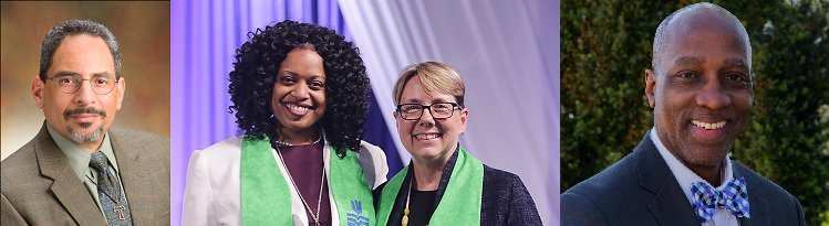Sisters and Brothers in the #PCUSA.  These are your leaders as we move forward. #GA222 https://t.co/ZCZQgquAIM