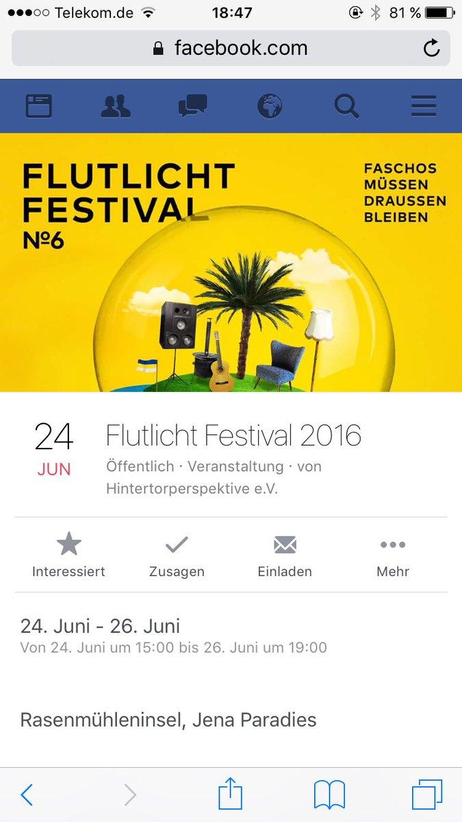 Flutlicht festival jena 2020