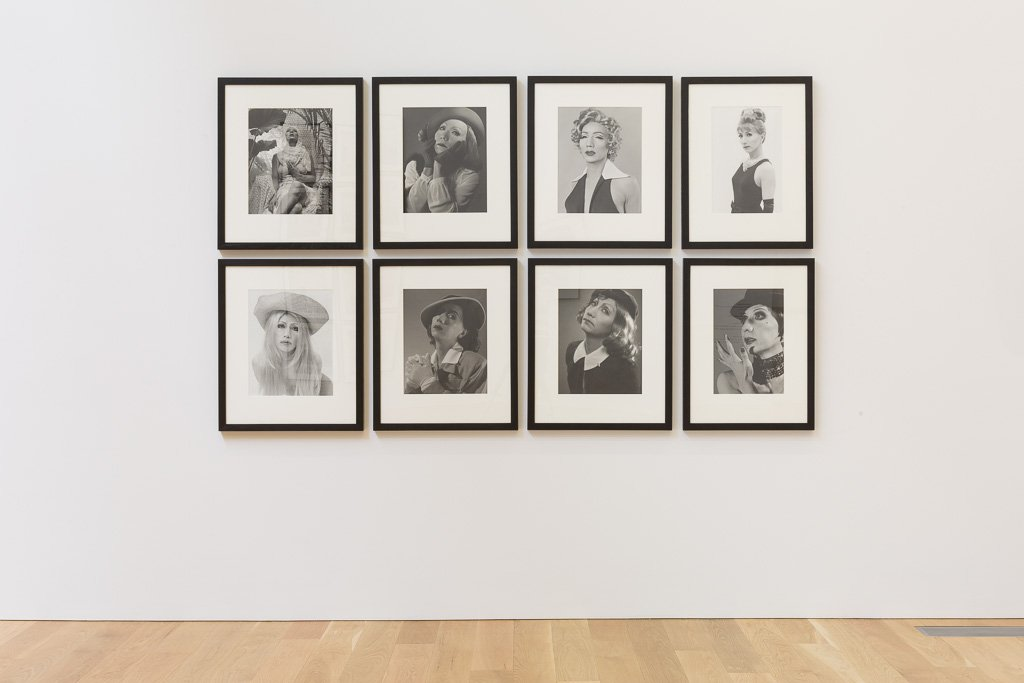 #YasumasaMorimura subverts notions of identity and femininity by borrowing from western cultural cannons. <br>http://pic.twitter.com/gFHupSQW0A