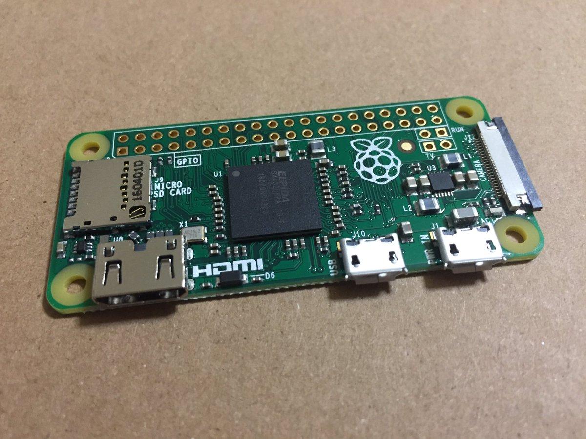 Raspberry Pi Zeroはミンティアに入れると捗る https://t.co/kSUH1R32yl