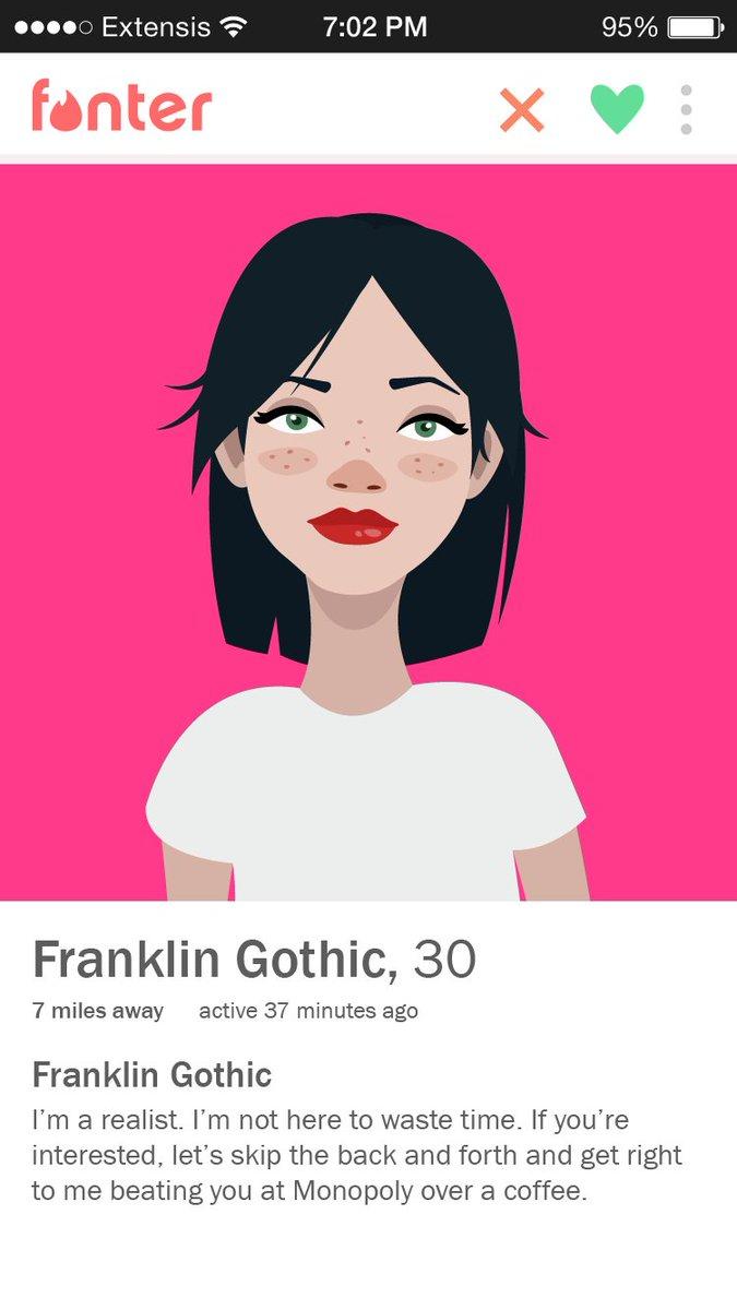 Forth een dating app