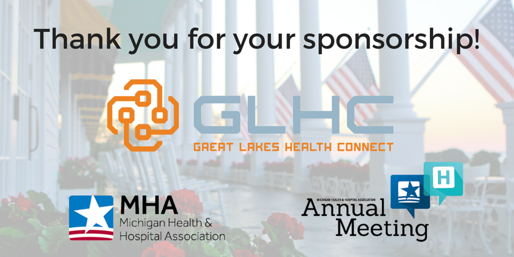 Thank you @GLHC_HIE  for being a #MHAannual Bronze Sponsor, we appreciate your support! https://t.co/Umw33wZ51z https://t.co/LxR2ubx54Y