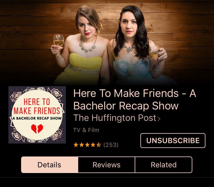Huffington post podcast