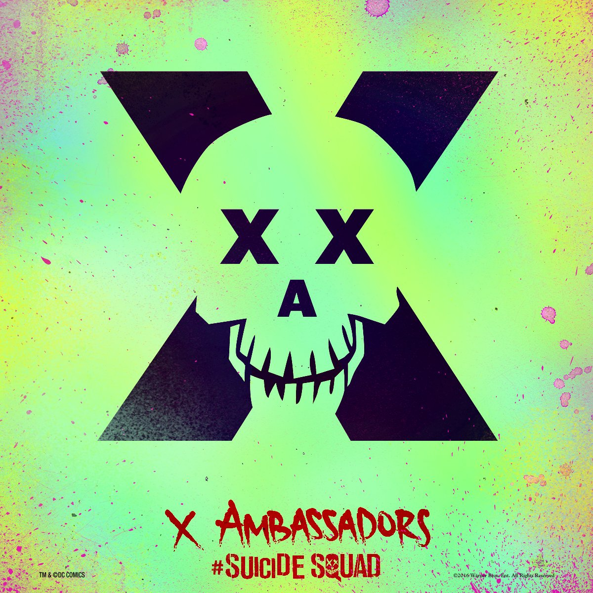X AMBASSADORS on Twitt...X Album