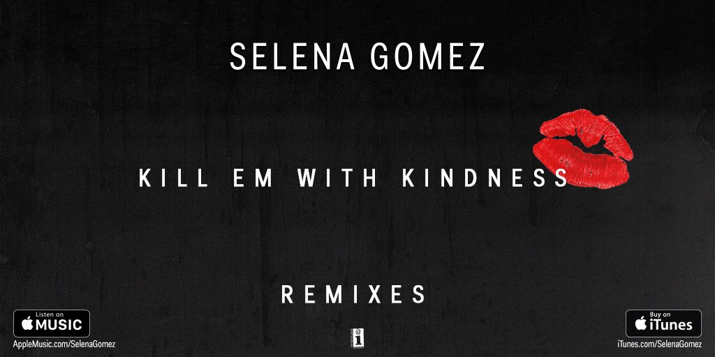 No war in anger was ever won.   #KillEmWithKindness Remixes have arriv...