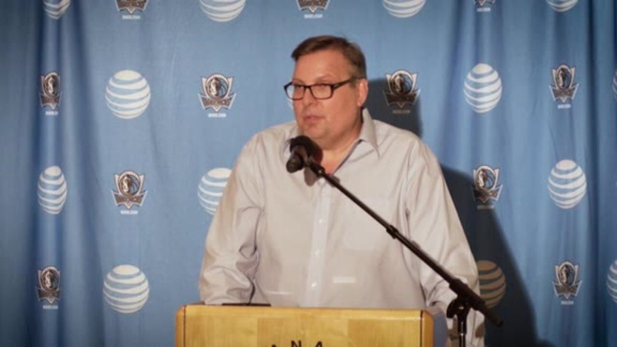 "Dallas Mavericks on Twitter ""GM Donnie Nelson & Michael Finley"
