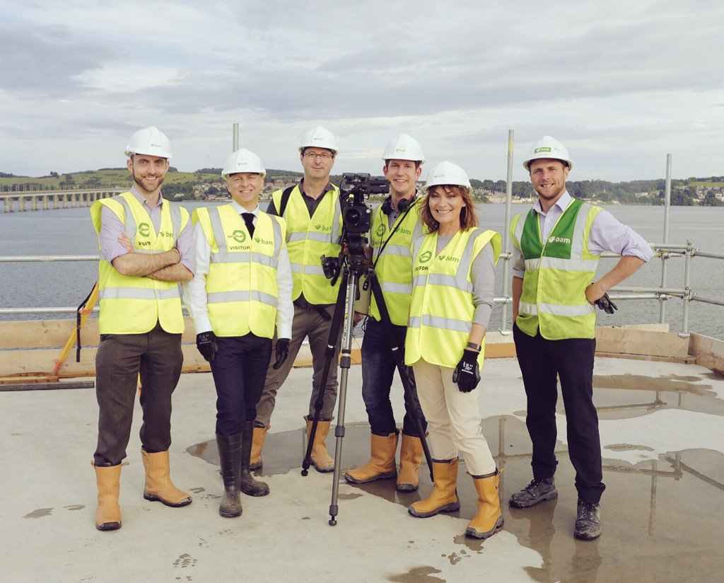 RT @RoFraserMcLean: Great to see some real progress on the site of the V&A Dundee…Big thanks to @reallorraine @VADundee & team @V_and_A htt…