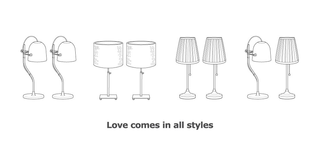 Love comes in all styles. #LoveIsLove https://t.co/XHCe2vMcrY