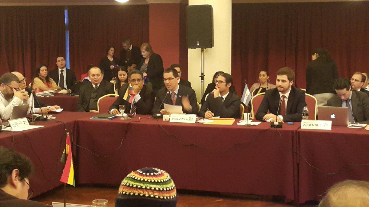 Venezuela dará aportes al Mercosur en base al Sistema de Misiones y Grandes Misiones