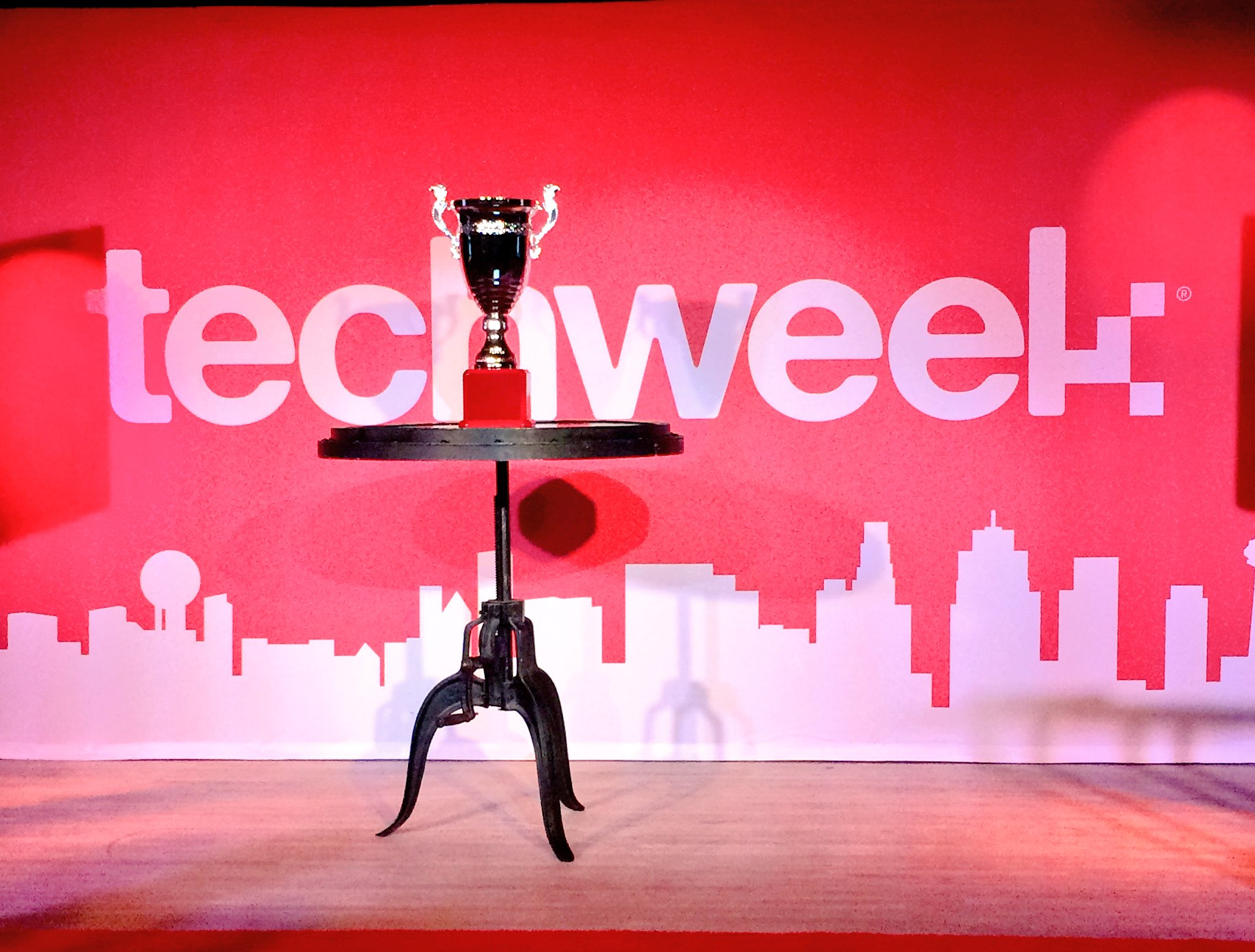 ParqEx Techweek