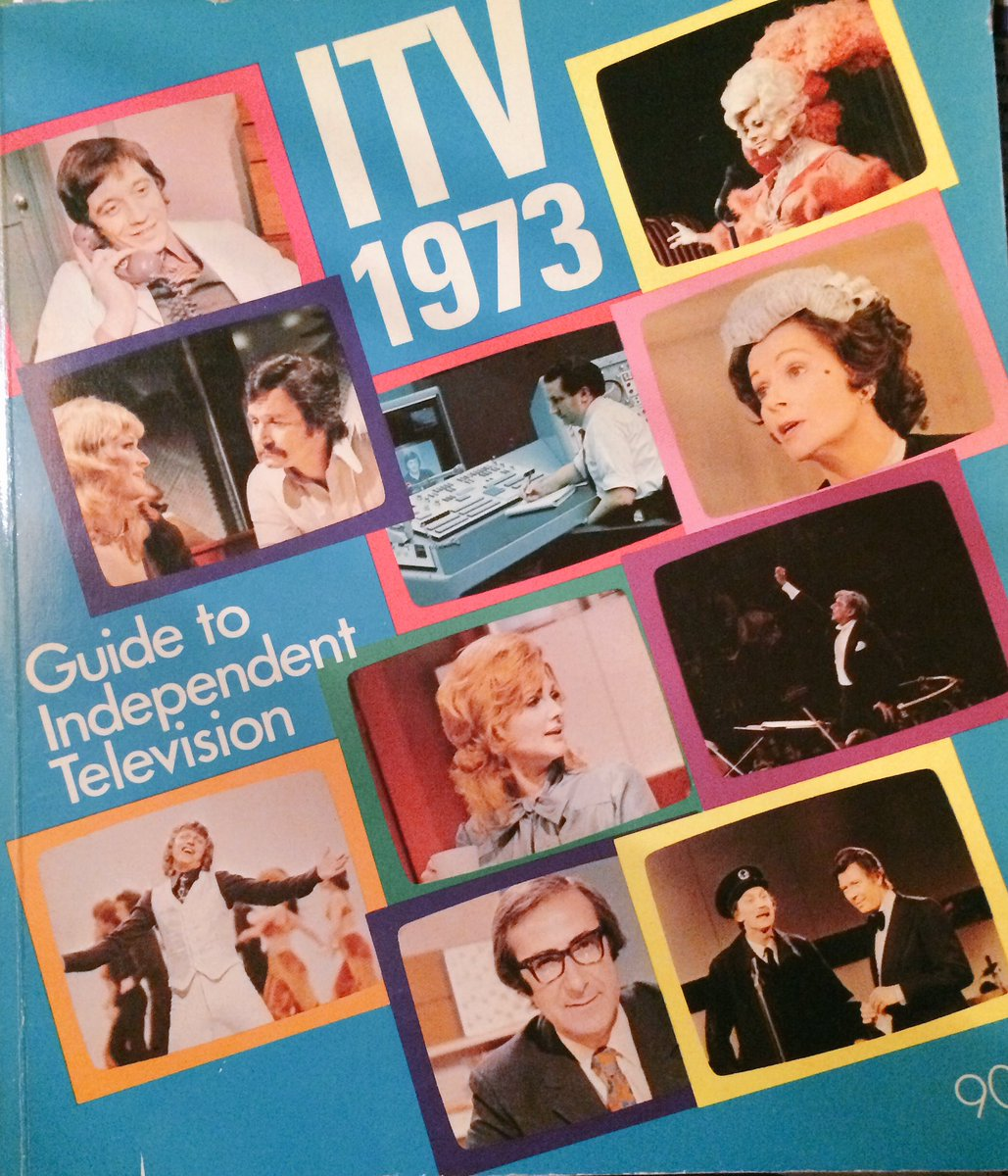 claus grimm on twitter itv yearbook 1973 iba mediahistorynow