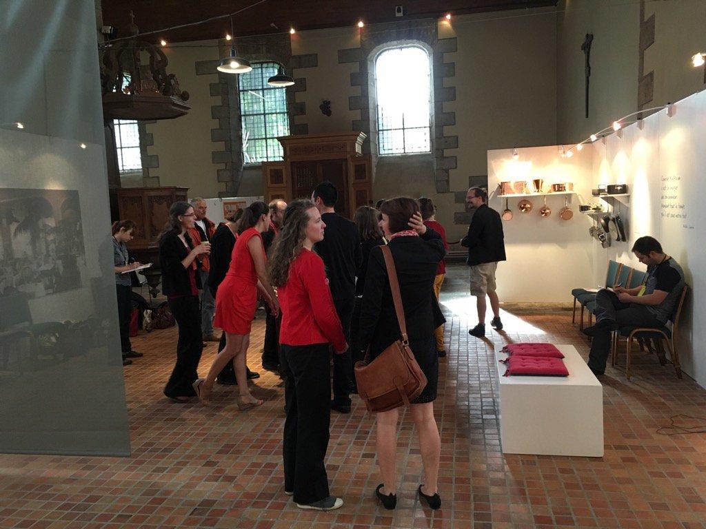 Bien arrivé à @MuseedeVire pour #museosprint avec @MuseomixBNw https://t.co/zrpcQNOf0X