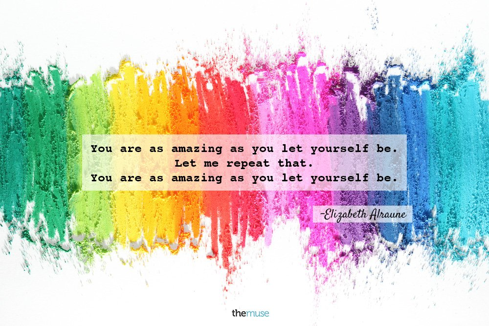 You are as AMAZING as you let yourself be. #JoyTrain #SuccessTRAIN #Motivation <br>http://pic.twitter.com/eYjCDKkR8h RT @SportsSkillsPay