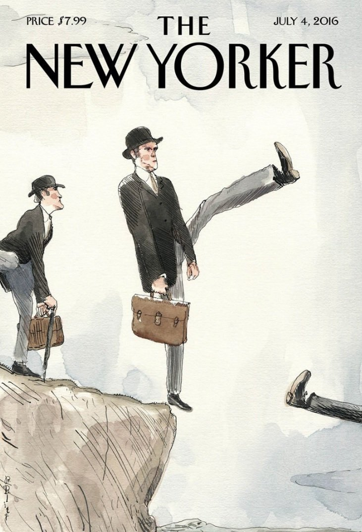 The New Yorker on Brexit https://t.co/rZ6e7BOpgC