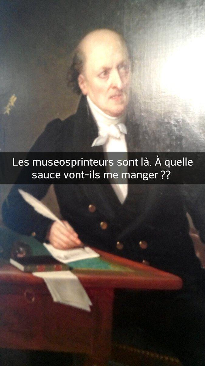 Suivez-nous aussi sur @Snapchat >> MxNdie :) #museosprint https://t.co/CLLyThoBbf
