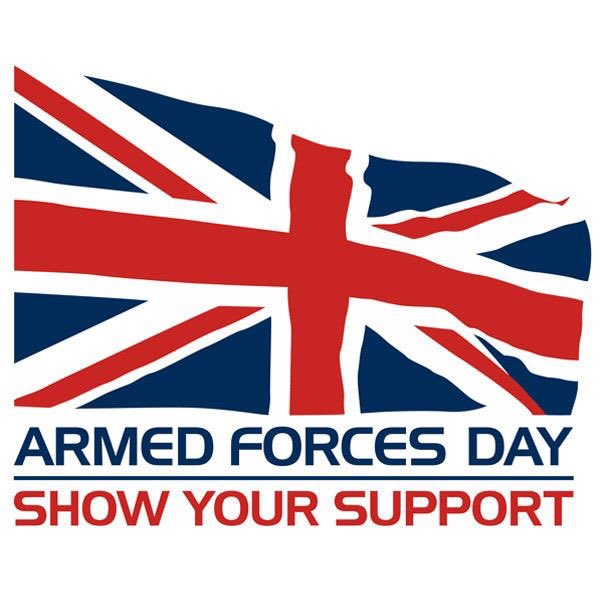 Happy Armed Forces Day. A huge THANK YOU to everyone who has or is serving!! #ArmedForcesDay https://t.co/WflKPNAl7N