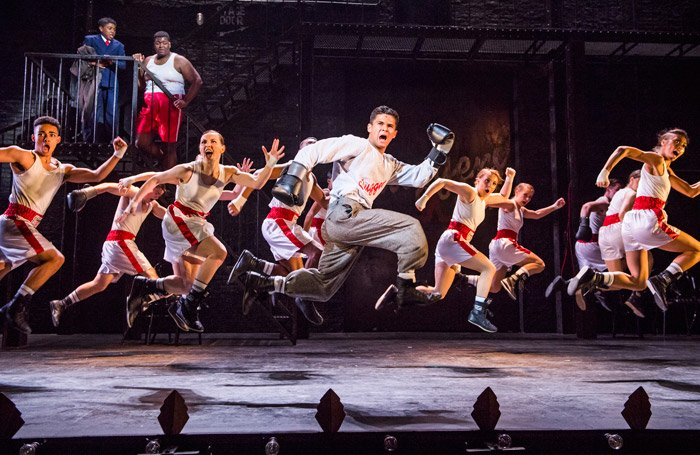 "RT @TheStage: ★★★★★ review of the ""irresistable"" Bugsy Malone as it returns to @LyricHammer https://t.co/Mbgn83sqb3 https://t.co/tqKAoxrRJ6"