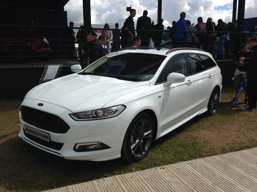 ford uk on twitter this is the new mondeo st line making its public debut fosgoodwood fos. Black Bedroom Furniture Sets. Home Design Ideas