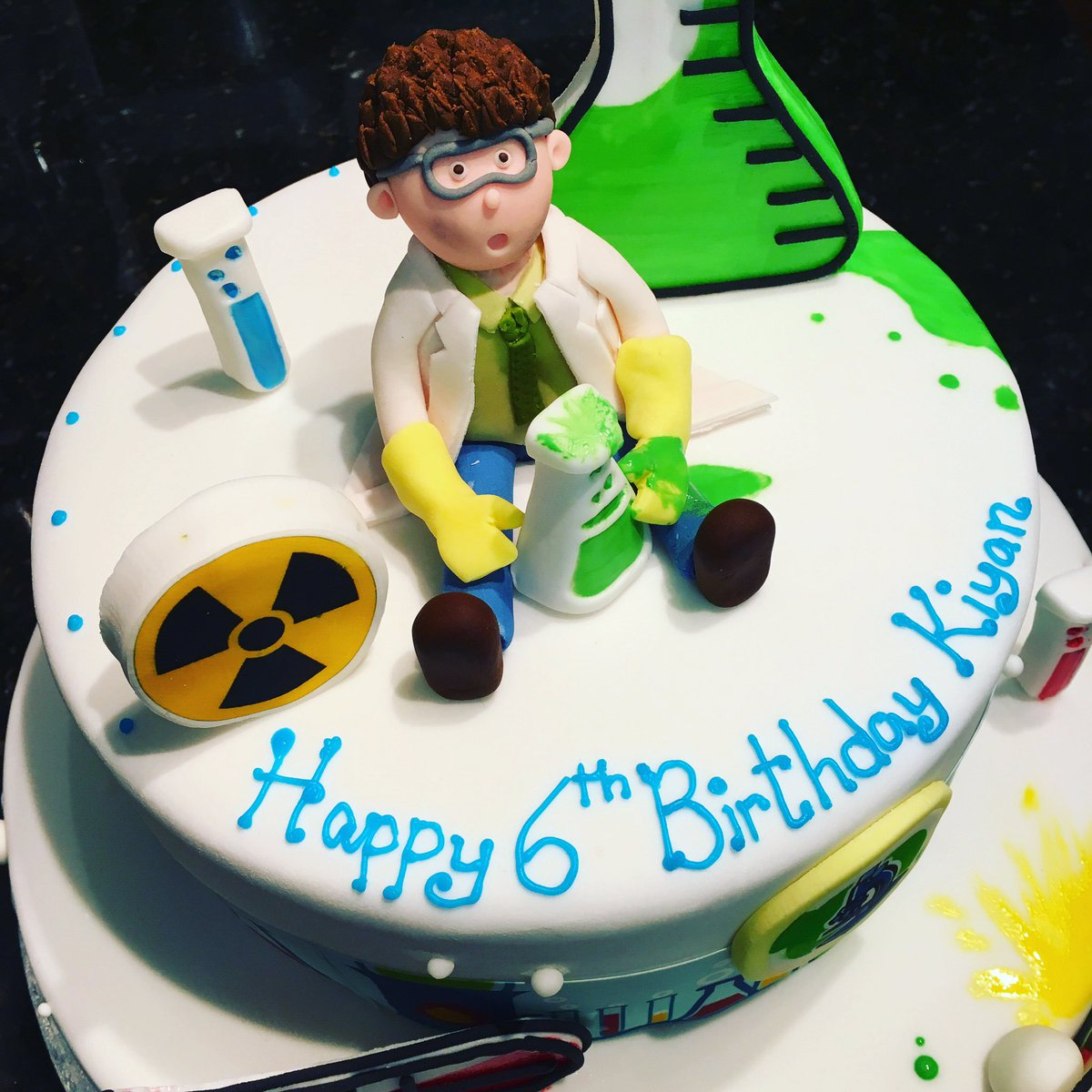 Excellent Peace Of Cake London On Twitter Sneaky Peak Of Our Science Funny Birthday Cards Online Elaedamsfinfo