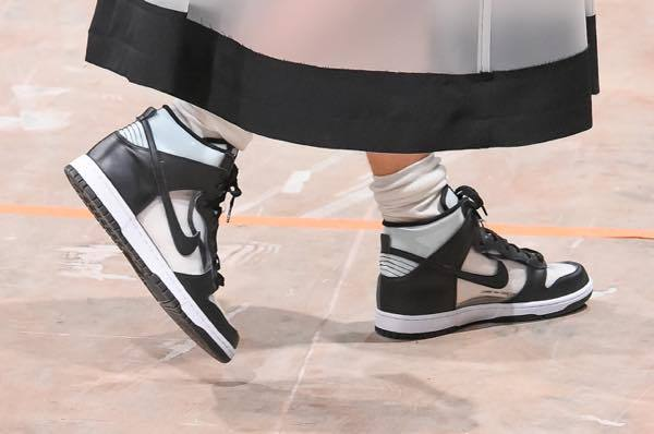 Image result for comme des garcons nike dunk