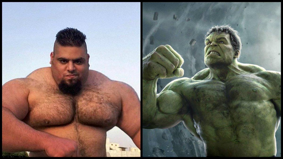 World Most Biggest Man