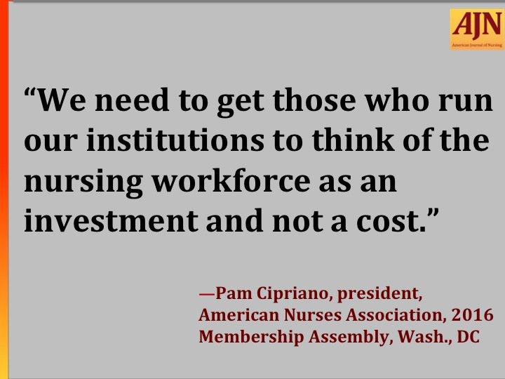 #AJNquoteoftheweek #nursing https://t.co/K8I3ea8GLQ