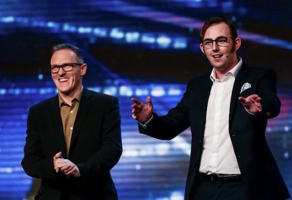 So @TheMimicMen at @StandNewcastle @StandComedyClub in October. Please RT - details here: https://t.co/F9LFkyzgHr https://t.co/VWa44pi7zK