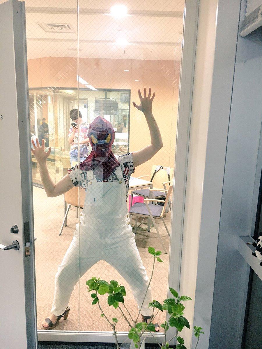文化放送に登場スパイディーガール!!!!!!!!!#agson pic.twitter.com/OjjDAUJLIL
