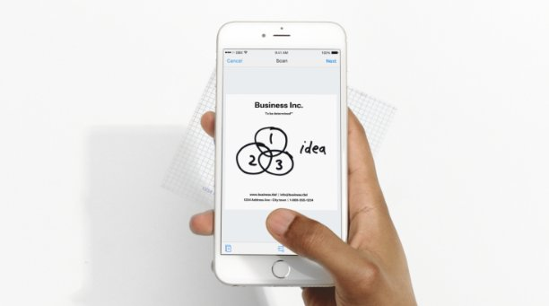 Dropbox launches a new way to scan documents with your phone, and other sharing features