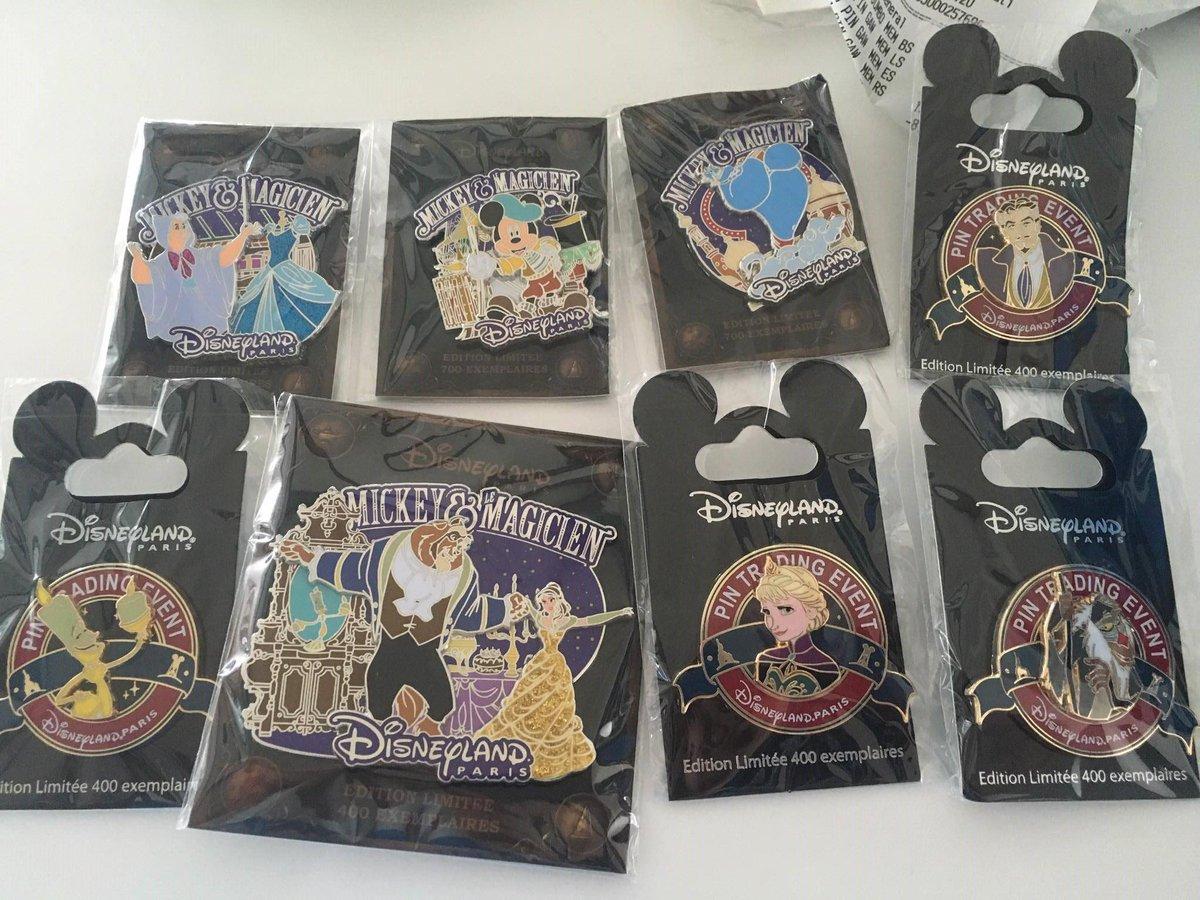 Le Pin Trading à Disneyland Paris - Page 30 Clzc8JbXIAYAPup