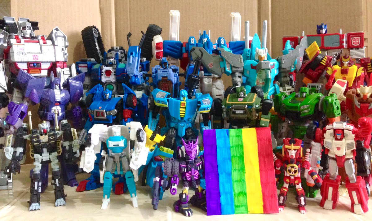 #MTMTE Pride for #Pride2016 https://t.co/udMKNRM9xR