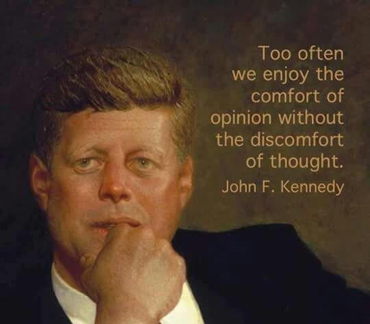 An analysis of the life of john f kennedy