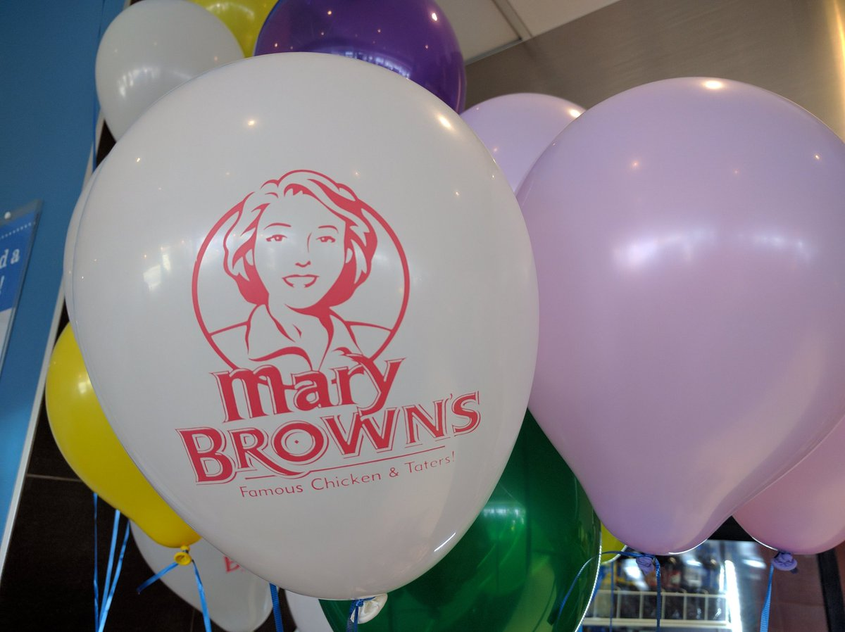 Mary Brown's Dufferin Grand Re-Opening Event in Toronto, Ontario
