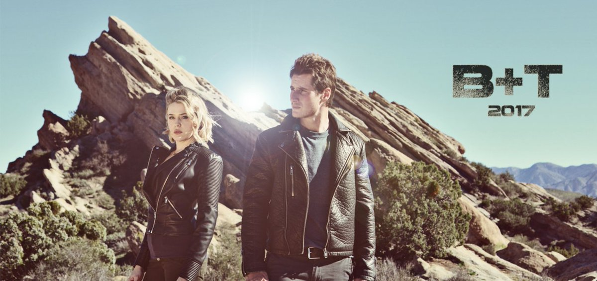 Dear @netflix - the people have spoken! Give us the show B+T!! @barontoluca https://t.co/fRA8f7kbTA #NETFLIXforBandT https://t.co/rk0GxU3L0n