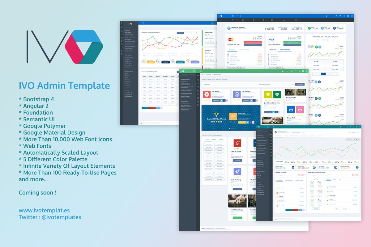 IVO Templates (@ivotemplates) | Twitter