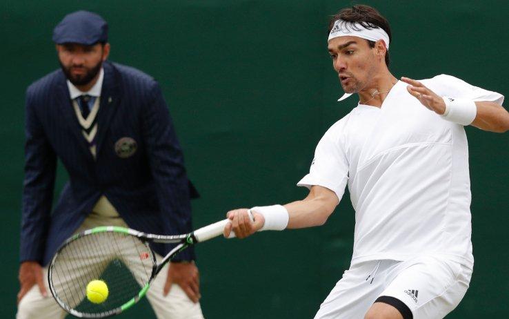 FOGNINI MURRAY Streaming Tennis: dove vederla e orario Diretta TV | Wimbledon Londra
