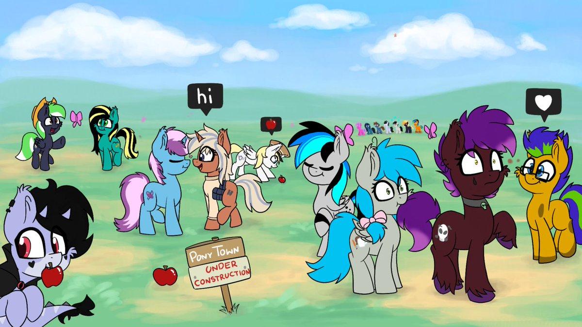 Ponytown fucking my little pony - 5 5