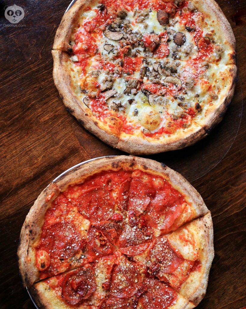 droolius on twitter pizza bruno orlando is doing neapolitan style