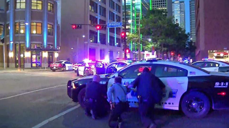 Выстрелы в Далласе