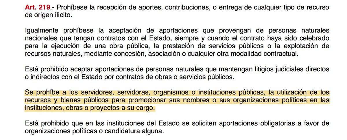 """No asambleísta @octavillacreses, no es normal salir a """"carnetizar"""" con IESS, EPs y ministerios. Está prohibido! https://t.co/ubLAtjSGXM"""