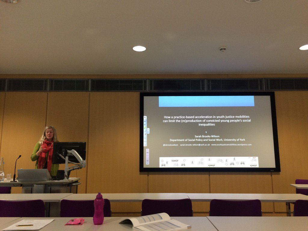 @sbrookswilson currently presenting a paper on youth justice mobilities #BSCConf16 https://t.co/VdYaWNhO41