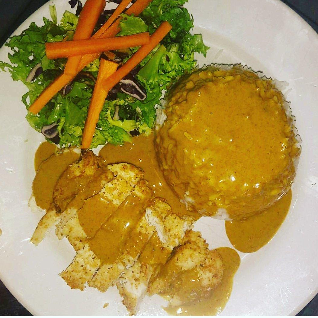 Recipe Slimming World Chicken Katsu Curry Wagamama